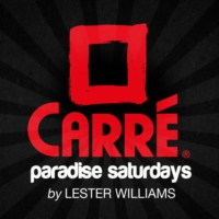 Logo du podcast #023 Carré Sen Saturdays Podcast, mixed and hosted by Lester Williams