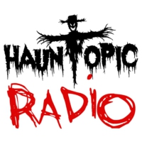 Logo of the podcast HaunTopic Radio
