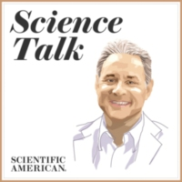 Logo of the podcast The Feral Biologist: A Talk with George Schaller; A Look in the June SciAm