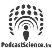 Logo of the podcast PodcastScience.fm