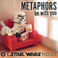 Logo of the podcast Metaphors Be With You