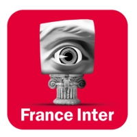 Logo of the podcast France Inter - Pop Fiction