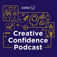 Logo du podcast Creative Confidence Podcast
