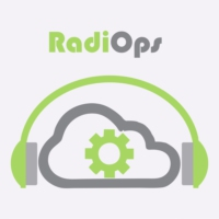 Logo of the podcast RadiOps