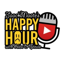 Logo of the podcast JaackMaate's Happy Hour with ImAllexx