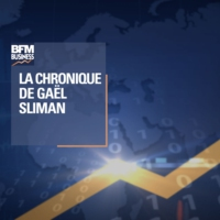 Logo of the podcast BFM : 27/10 -  La chronique de Gaël Sliman