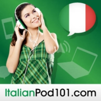 Logo of the podcast Learn Italian | ItalianPod101.com