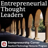 Logo of the podcast Entrepreneurial Thought Leaders