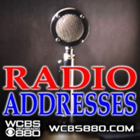 Logo of the podcast Saturday Radio Addresses