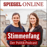 Logo of the podcast Stimmenfang – Der Politik-Podcast von SPIEGEL ONLINE