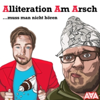 Logo du podcast Alliteration Am Arsch