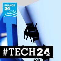 Logo of the podcast #TECH 24
