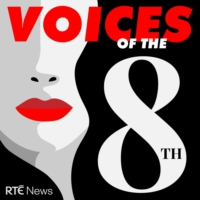 Logo of the podcast Voices of the 8th