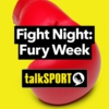 Logo of the podcast Fight Night: Fury Week