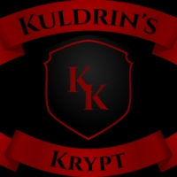 Logo of the podcast Kuldrin's Krypt: A BDSM 101 Podcast