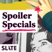 Logo of the podcast Slate's Spoiler Specials