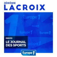 Logo du podcast Le journal des sports - Emotion de Dimitri Bascou sur le 110 mètres haies