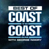 Logo of the podcast Rod Serling and the Twilight Zone - Best of Coast to Coast AM - 8/7/20