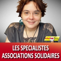 "Logo du podcast L'association ""Josiane Salone, tous unis contre la BPCO"""