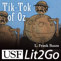 Logo of the podcast Tik-Tok of Oz