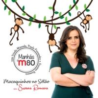 Logo du podcast M80 - Macaquinhos no Sotão