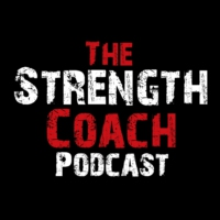 Logo du podcast The Strength Coach Podcast