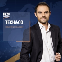 Logo of the podcast BFM : 15/10 - Tech & Co