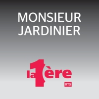 Logo of the podcast La 1ère - Monsieur Jardinier