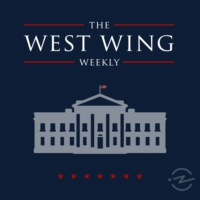Logo of the podcast The West Wing Weekly