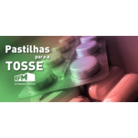 Logo of the podcast Pastilhas para a tosse - 21-10