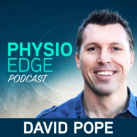Logo of the podcast Physio Edge podcast