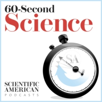 Logo du podcast 60-Second Science