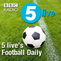 Logo of the podcast 5 live's Football Daily