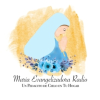 Logo of the podcast María Evangelizadora Radio - Sólo Música