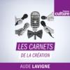 Logo of the podcast Les Carnets de la création