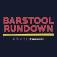 Logo of the podcast Barstool Rundown