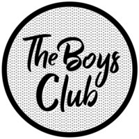 Logo of the podcast The Boys Club