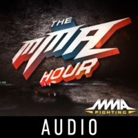 Logo of the podcast The MMA Hour with Ariel Helwani - Episode 317