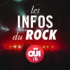 Logo of the podcast Les Infos du Rock OUI FM