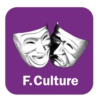 Logo du podcast France Culture - Theatre