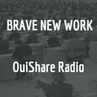 Logo of the podcast Brave New Work