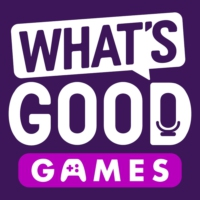 Logo of the podcast What's Good Games: A Video Game Podcast