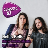 Logo of the podcast HELL'S BELLS 26/6/15