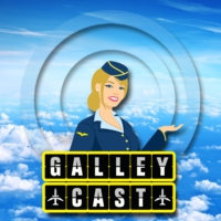 Logo of the podcast Galleycast 15: CRM na Aviação (Crew/Corporate Resources Management)