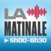 Logo of the podcast La Matinale 5h - 6h30 - La 1ere