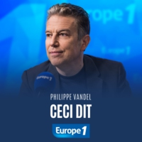 Logo of the podcast Ceci dit - Philippe Vandel