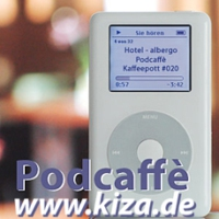 Logo of the podcast Podcaffè