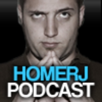 Logo of the podcast HomerJ.de - 150 - Feuerechsenkönig