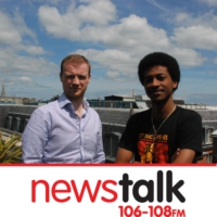 Logo of the podcast Newstalk - Monday Rewind