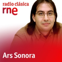 Logo du podcast Ars sonora - Richard Garet, desde el Instituto Cervantes en Nueva York - 14/05/16